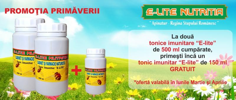 Ofertă Tonic Imunitar E-lite