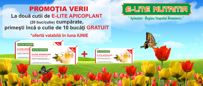 Promotie la E-lite Apicoplant